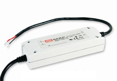 ELN-30-15D Mean Well Stmívatelný zdroj pro LED 30W
