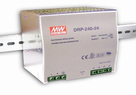 Napájecí zdroj DRP-240-24 Mean Wel na DIN