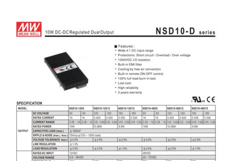 NSD10